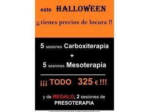 ¡¡Promoción especial Halloween!!