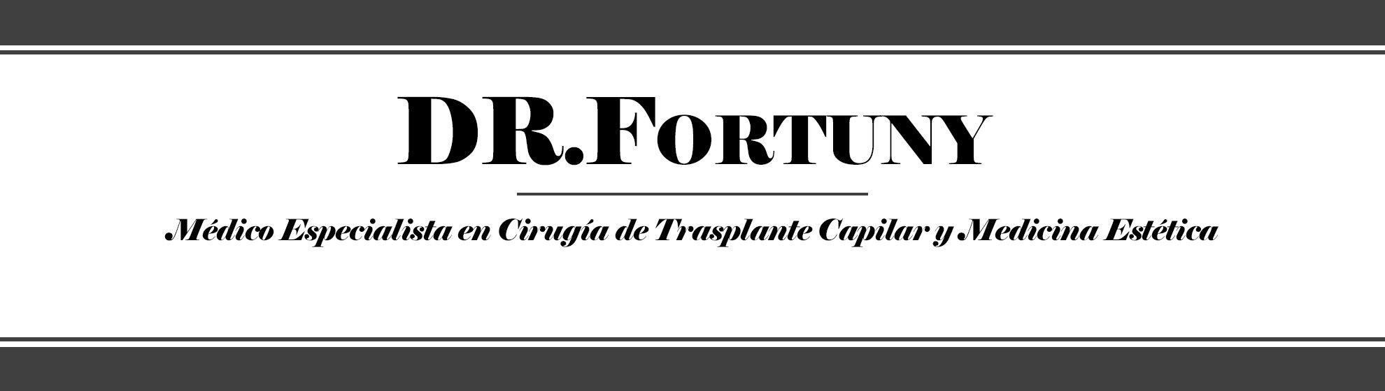 Dr. Josep Antoni Fortuny Cid
