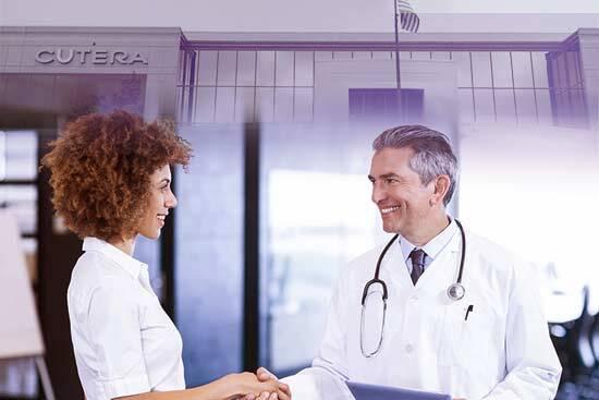 Cutera® trabajar en colaboración con médicos