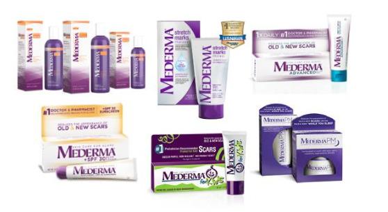 Productos Mederma®