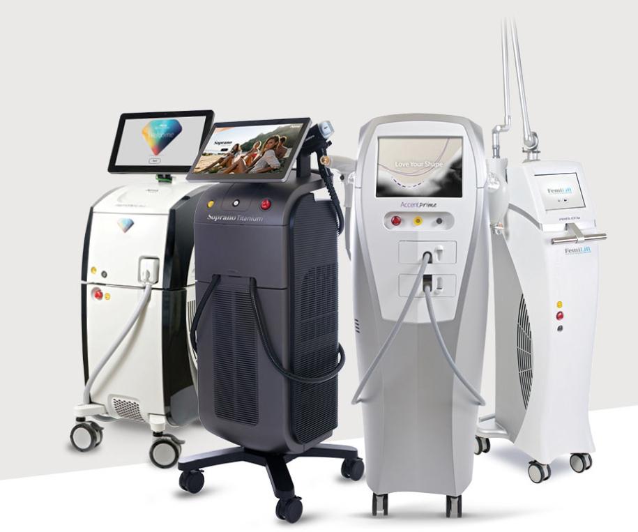 Dispositivos Alma Lasers