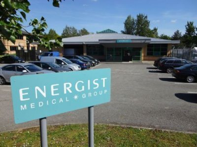 Sede de Energist Medical Group