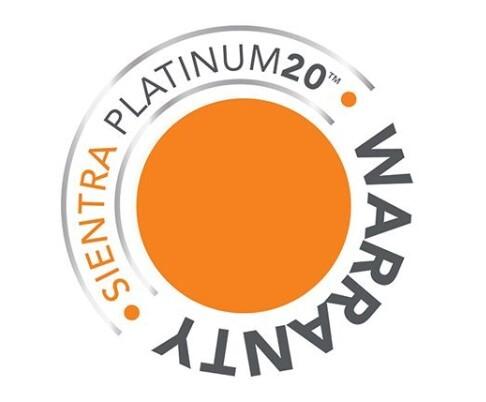 garantía Platinum20™