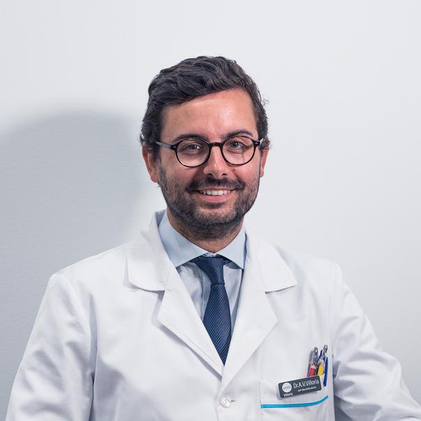 Dr Alvaro Velazquez Villoria