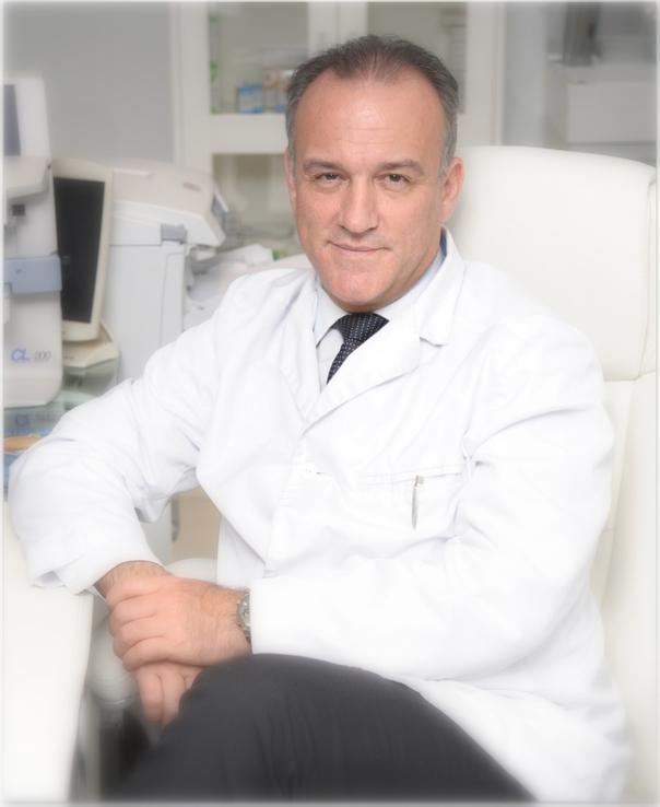 Doctor láser vascular