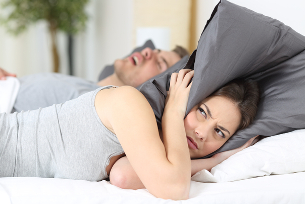 Obstrucción nasal suele causar ronquidos
