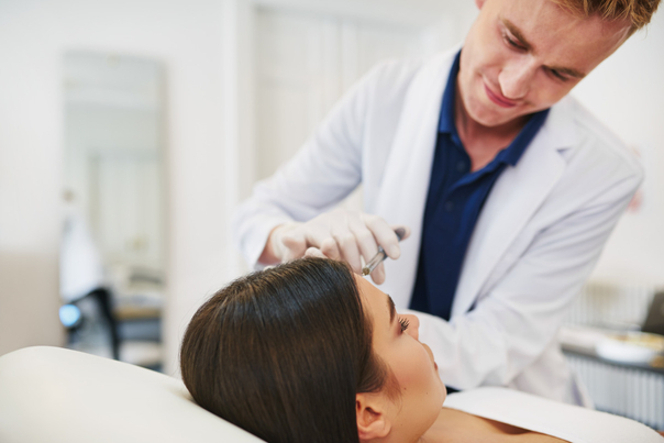 médico estético arrugas