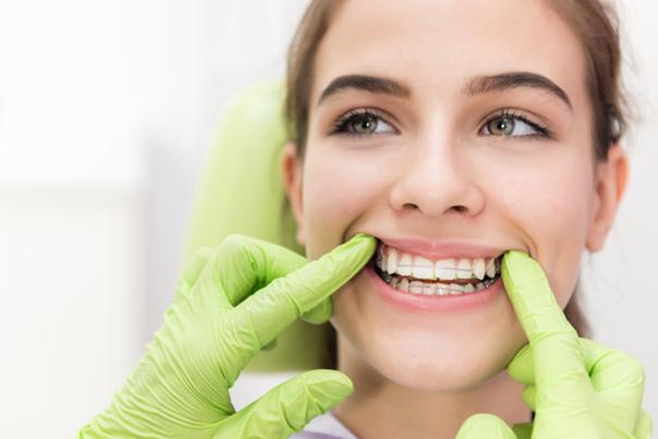 Cita con el ortodoncista