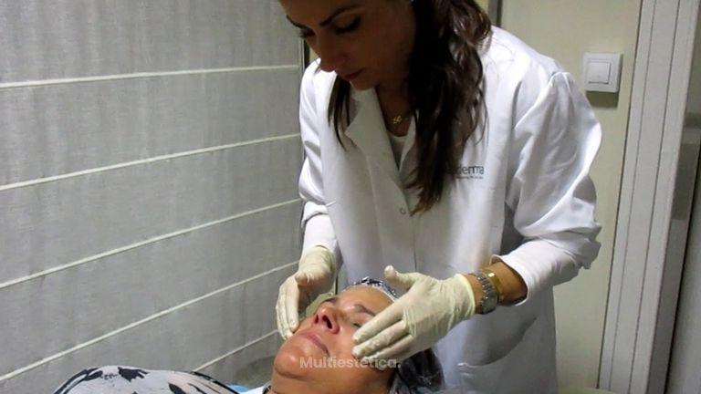 Tratamientos realizados en el Centro Médico Gimeno Alfós