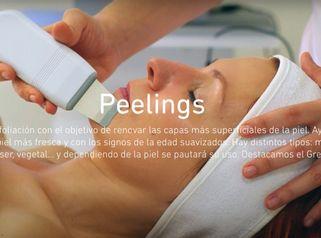 Peelings - Estela Belleza