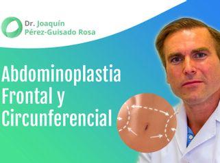 Abdominoplastia frontal y circunferencial