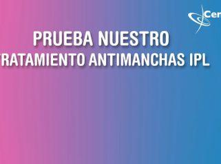 Tratamiento antimanchas