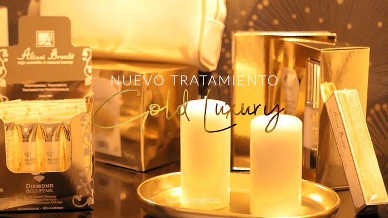 Tratamiento Gold Luxury