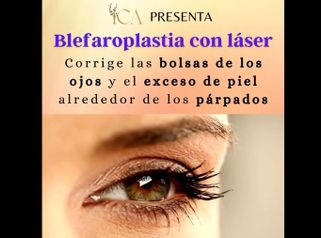 Blefaroplastia - ICA, Instituto de Cirugía Avanzada