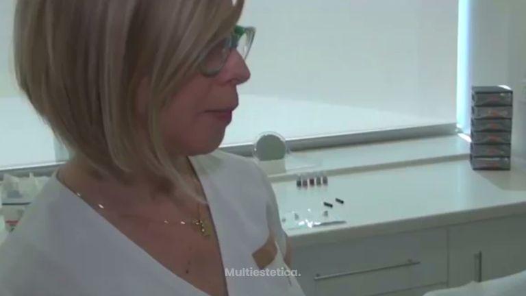 Reconstrucción de la areola mamaria - micropigmentación