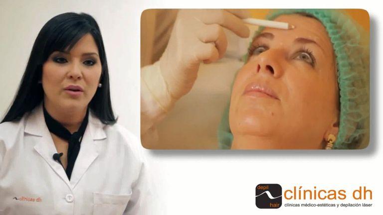 ¿Cuántas sesiones de Botox son necesarias?