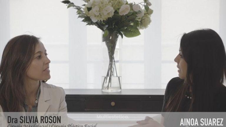 Dra. Silvia Roson - Testimonio bolas de bichat