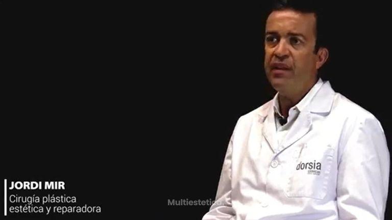 Blefaroplastia - Jordi Mir
