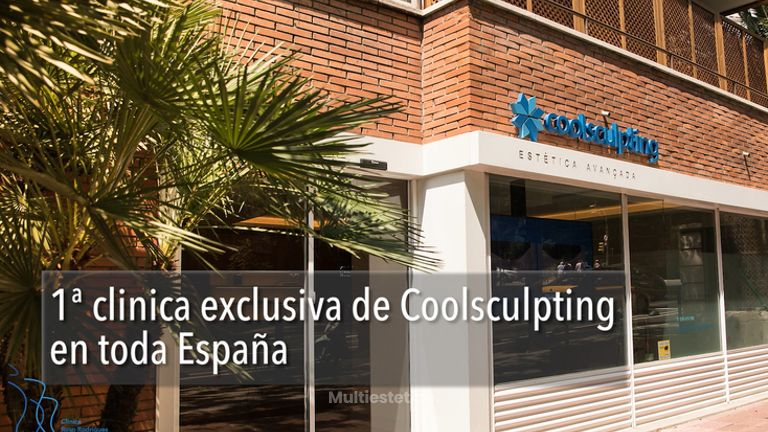 Clínica Especialista en Coolsculpting