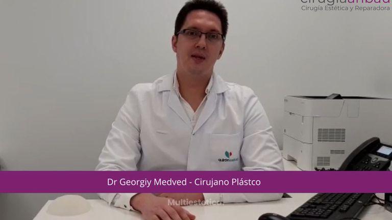 Aumento de pecho - Cirugía Aribau