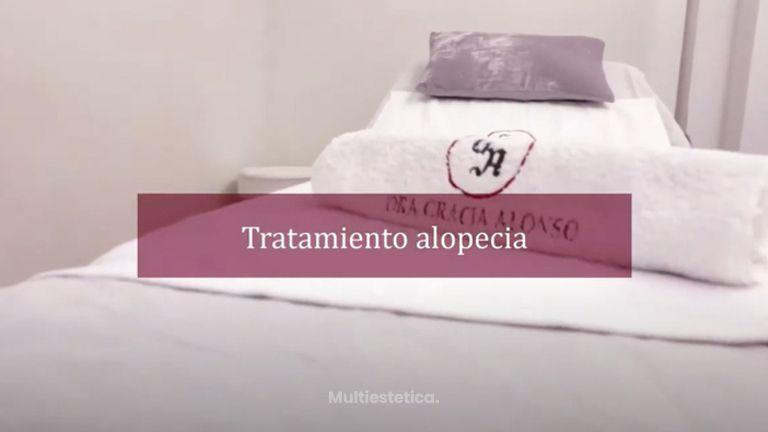Tratamiento Alopecia · Dra. Gracia Alonso