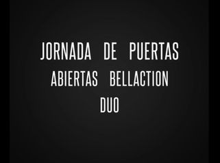 Jornada de puertas abiertas Bellaction Duo