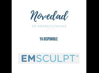 Emsculpt - Adara Clínicas