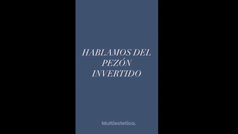 PEZÓN INVERTIDO