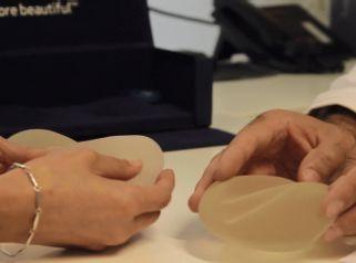 Cómo elegir tu talla en un aumento de pecho