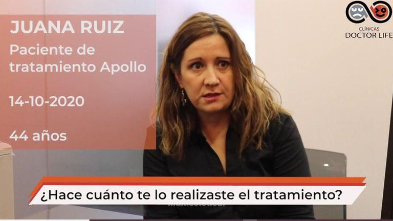 Testimonio Método Apollo - Clínicas Doctor Life