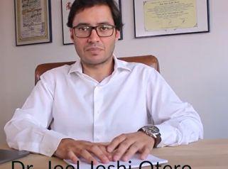 Presentación Dr. Joel Joshi Otero
