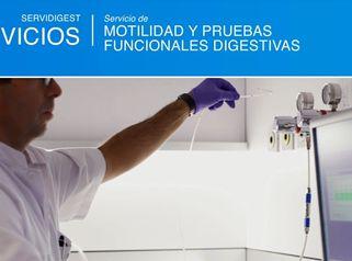 Centro Medicoquirúrgico ServiDigest, expertos en Aparato Digestivo, Metabolismo y Obesidad