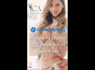 Coolsculpting - ICA, Instituto de Cirugía Avanzada