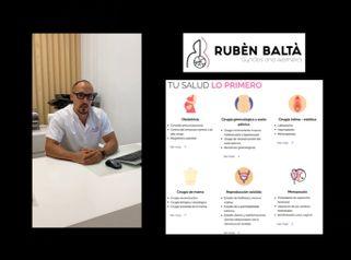 Consulta online - Dr.Rubèn Baltà