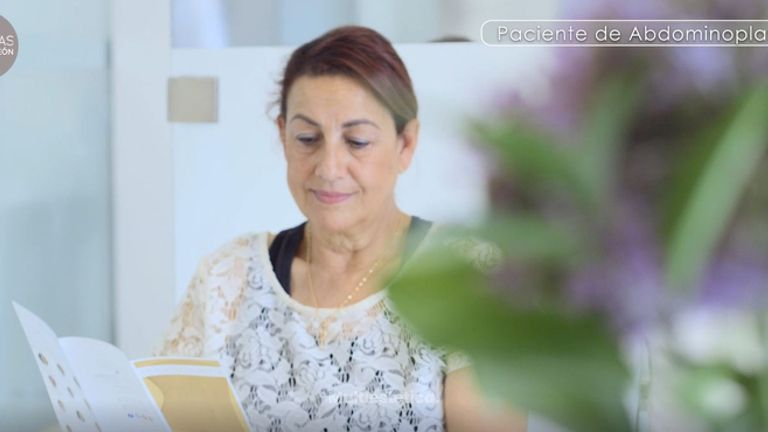 Testimonio Abdominoplastia