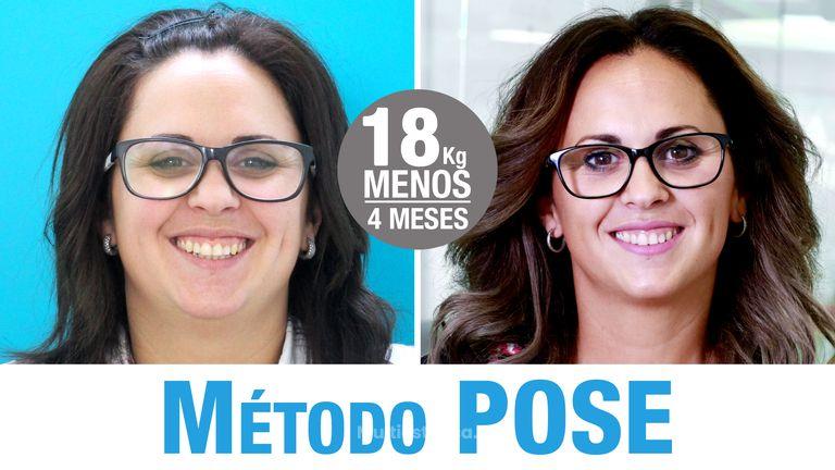 Antes y Después de Método POSE