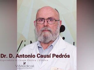 Vimedical - Entrevista al Doctor D. Antonio Causí Pedrós