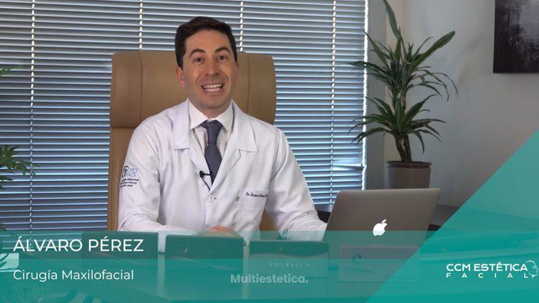 Aumento de labios - Dr. Pérez Villar