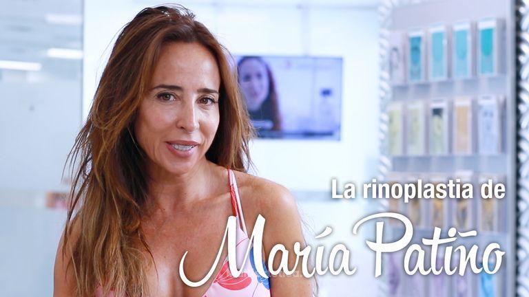 La Rinoplastia de María Patiño