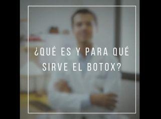 ¿Qué es y para qué sirve el bótox? - Dr. Pau Bosacoma
