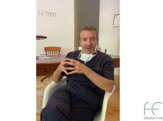 Radiofrecuencia facial - Dr. Ramón Calderón Nájera