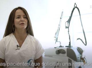 Reducción mamaria en Eiviestetic Grupo Policlinica