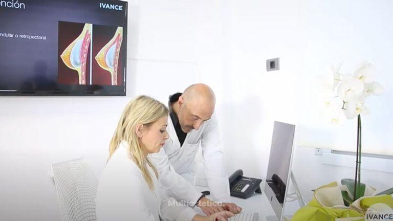 IVANCE Cirugía Estética | Reducción de Pecho