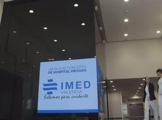 IMED Hospitales · Medicina privada en Alicante y Valencia