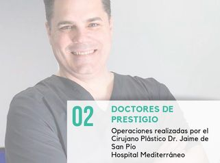 Cirugía de pecho en Clínica de San Pío