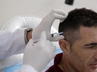 Tratamiento capilar - Policlínica Cume