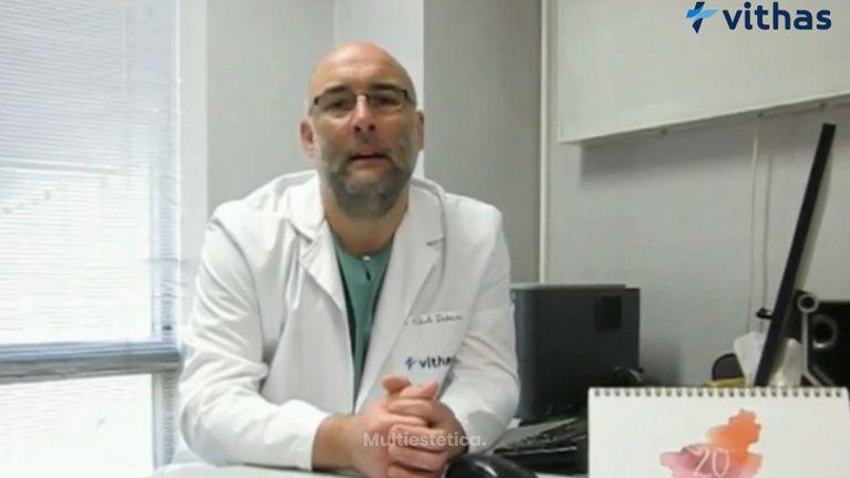 Tratamiento de varices - Dr. Juan José Vidal - Vithas Pontevedra