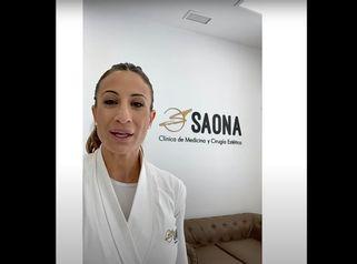 Tratamiento facial CLÍNICA SAONA