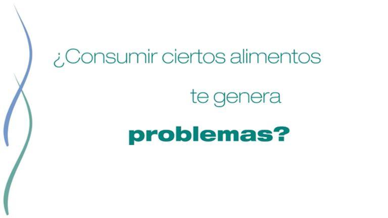 ¿Consumir ciertos alimentos te genera problemas?