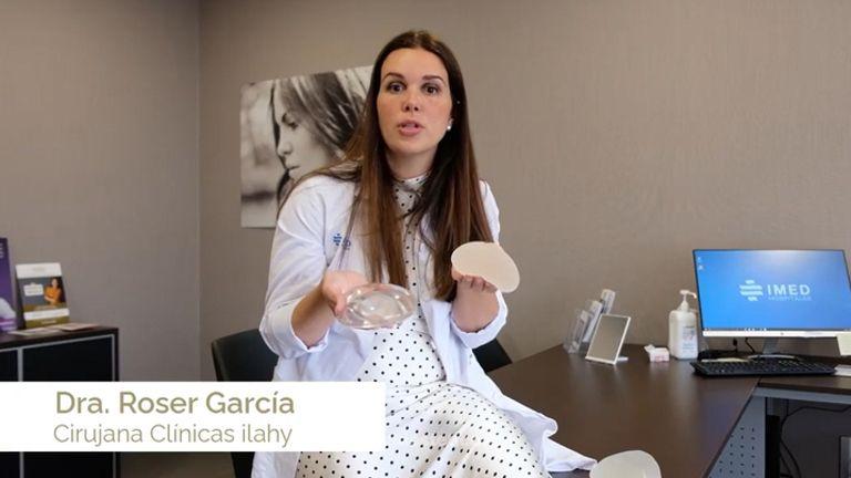 Implantes mamarios - Ilahy Instituto Dermoestético